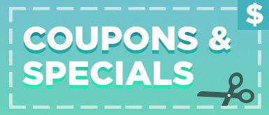 BUY101 Specials & Coupons